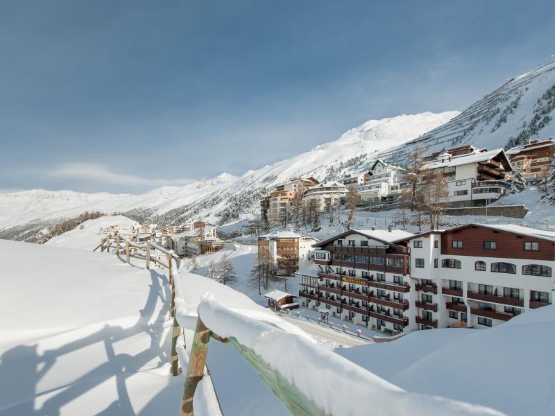 Saisonauftaktsfahrt Obergurgl - Ötztaler Alpen